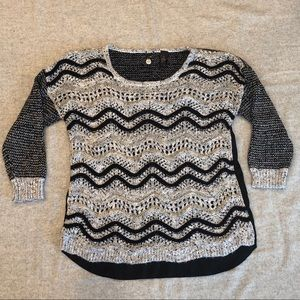 BKE Boutique Chunky Knit Sweater